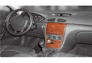 Volkswagen Passat B5.5 Typ 3BG 07.04 - 06.05 Habillage Décoration de Tableau de Bord 21-Pièce