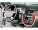 Chevrolet Lacetti Sedan 03.2004 3M 3D Interior Dashboard Trim Kit Dash Trim Dekor 15-Parts