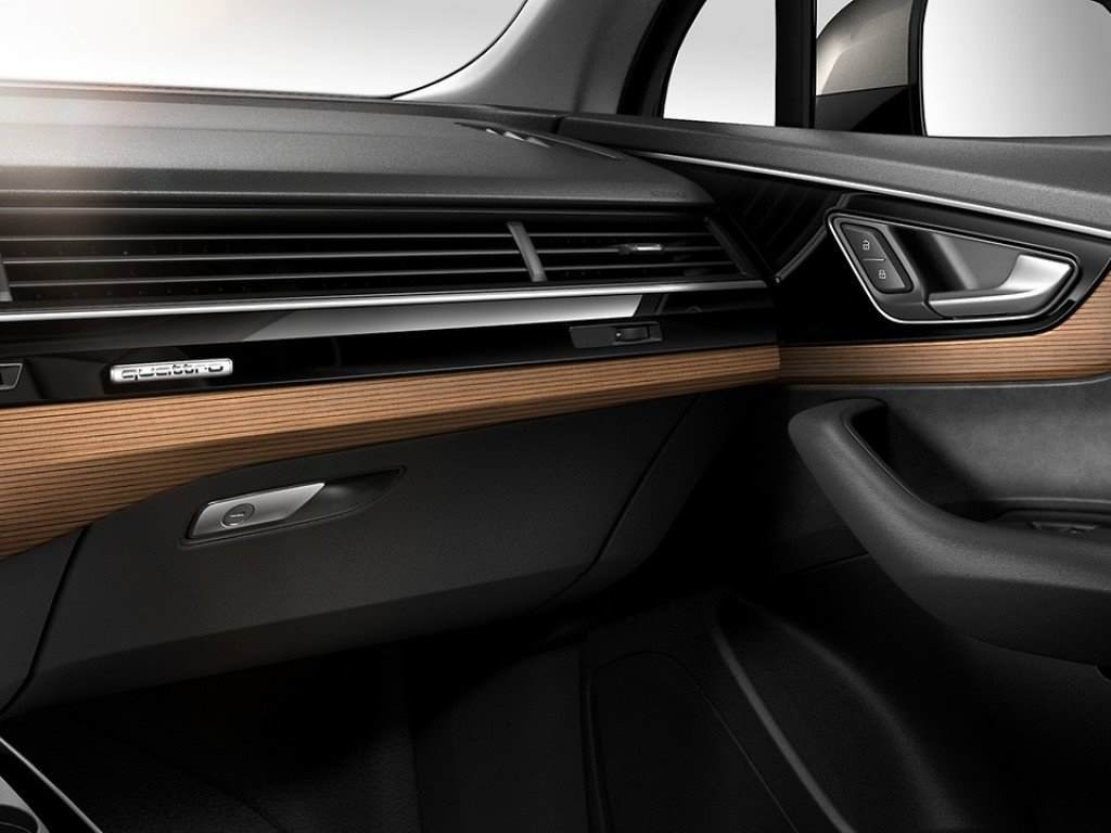 New 2.5 Wooden Veneer Dash Trims
