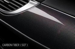 SCF-Carbon Fiber Dash Trim